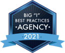 2019 Best Practices Agency Logo